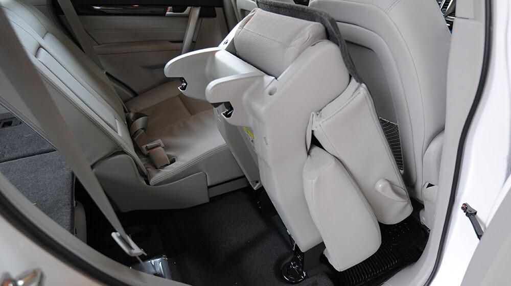 Đánh giá Chevrolet Captiva LTZ 2014 qua hành trình 1000km - Hình 29
