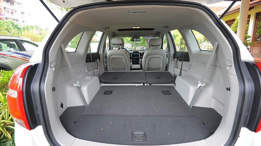 Đánh giá Chevrolet Captiva LTZ 2014 qua hành trình 1000km - Hình 30