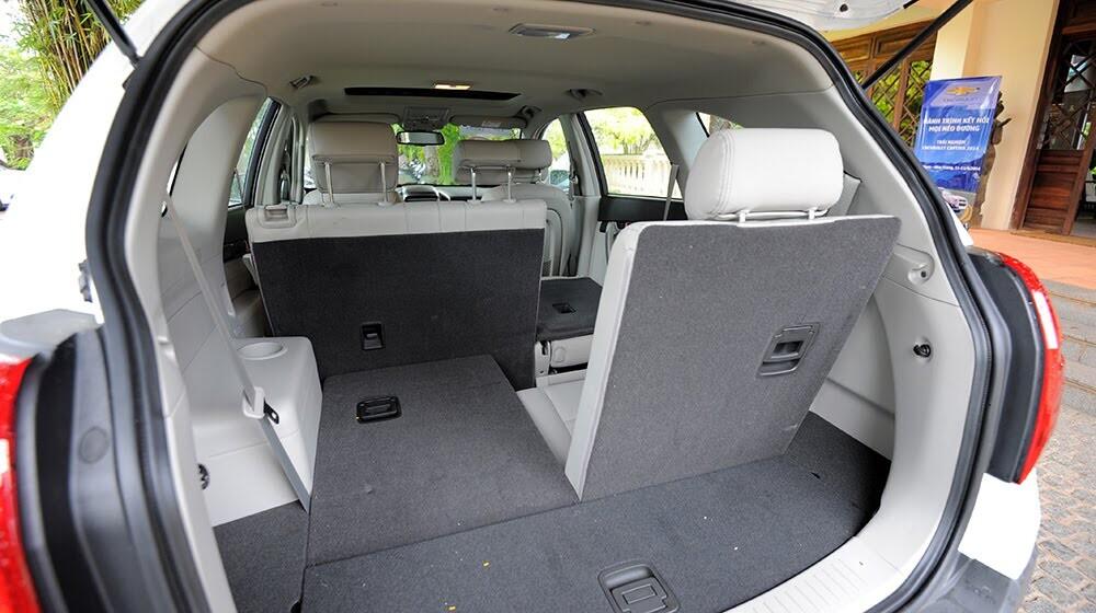 Đánh giá Chevrolet Captiva LTZ 2014 qua hành trình 1000km - Hình 31