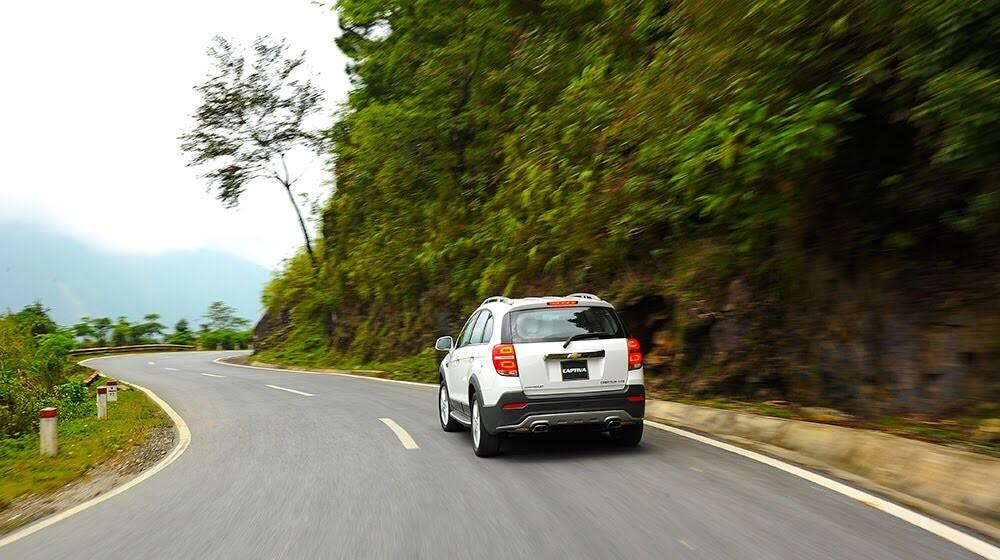 Đánh giá Chevrolet Captiva LTZ 2014 qua hành trình 1000km - Hình 32