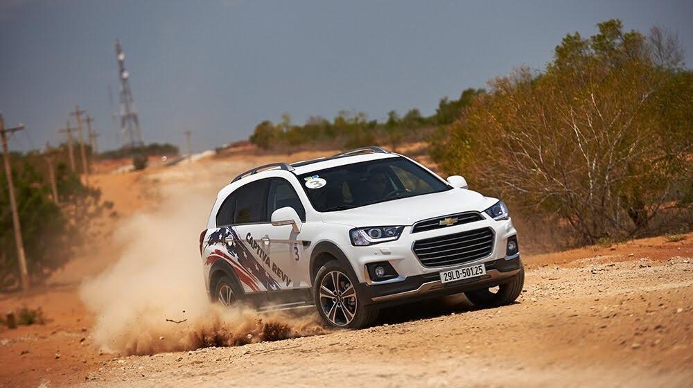 """Đánh giá Chevrolet Captiva Revv 2016 - Màn """"lột xác"""" ấn tượng - Hình 1"""
