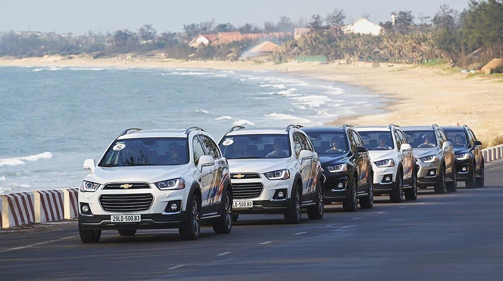 """Đánh giá Chevrolet Captiva Revv 2016 - Màn """"lột xác"""" ấn tượng - Hình 2"""