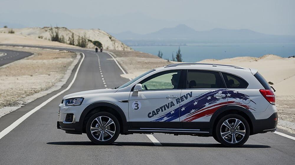 """Đánh giá Chevrolet Captiva Revv 2016 - Màn """"lột xác"""" ấn tượng - Hình 5"""
