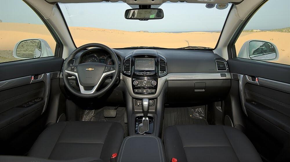 """Đánh giá Chevrolet Captiva Revv 2016 - Màn """"lột xác"""" ấn tượng - Hình 7"""