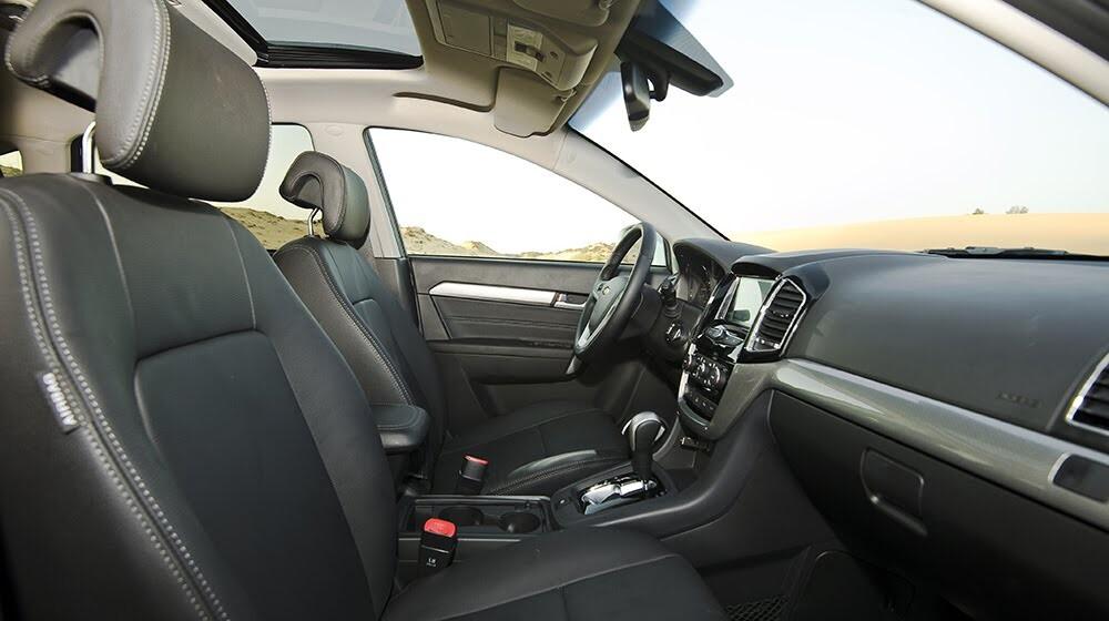 """Đánh giá Chevrolet Captiva Revv 2016 - Màn """"lột xác"""" ấn tượng - Hình 8"""
