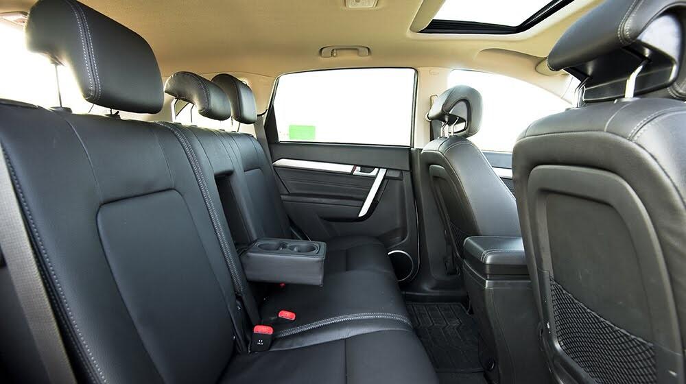 """Đánh giá Chevrolet Captiva Revv 2016 - Màn """"lột xác"""" ấn tượng - Hình 9"""