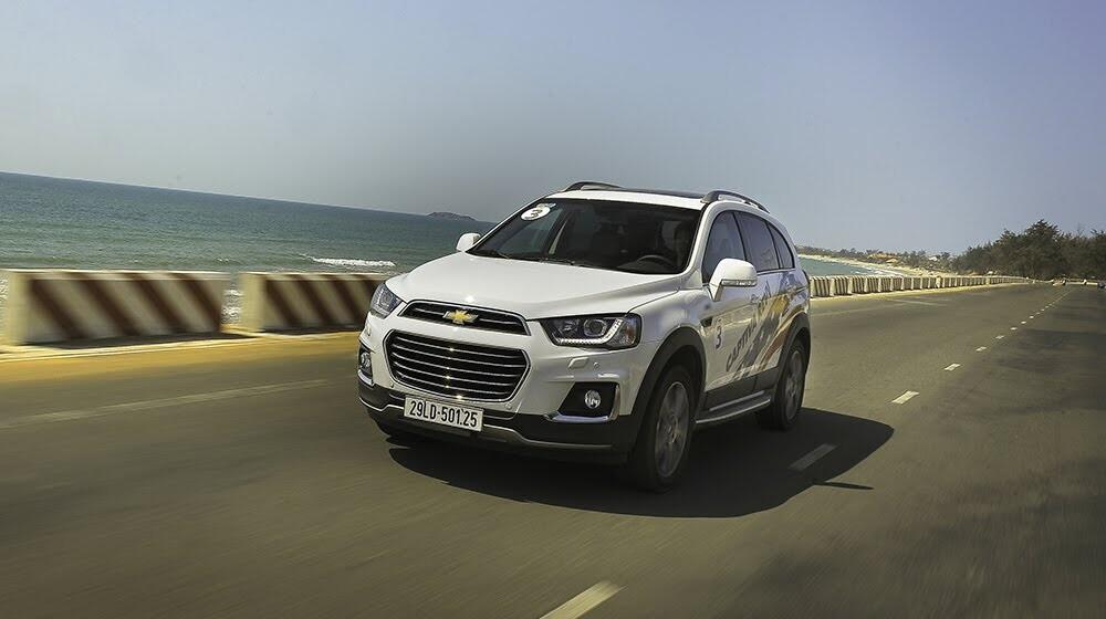 """Đánh giá Chevrolet Captiva Revv 2016 - Màn """"lột xác"""" ấn tượng - Hình 11"""