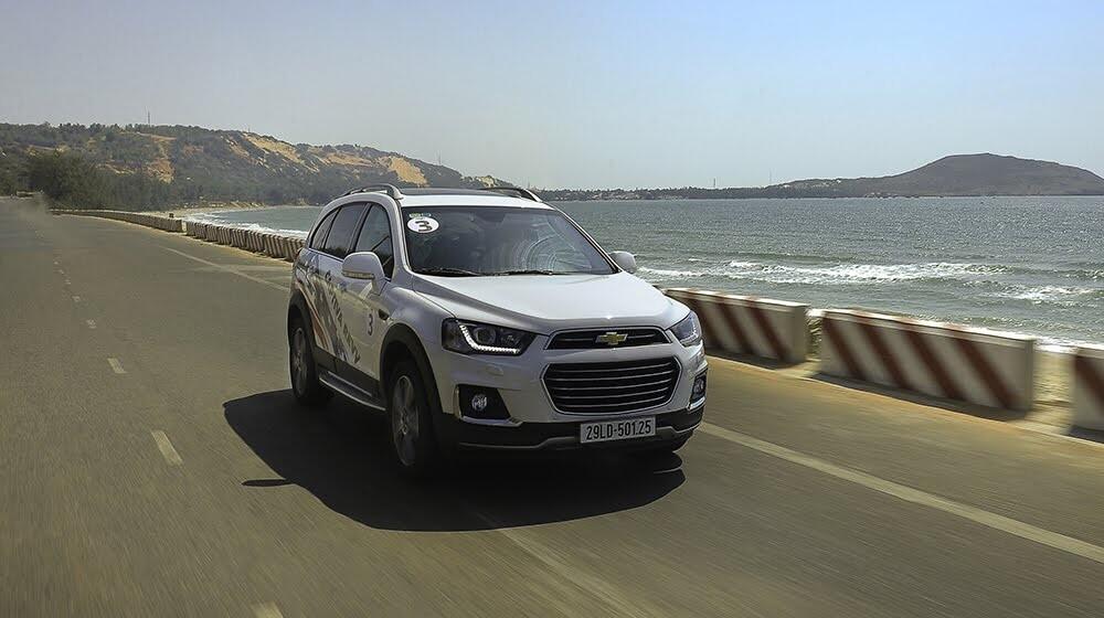 """Đánh giá Chevrolet Captiva Revv 2016 - Màn """"lột xác"""" ấn tượng - Hình 13"""