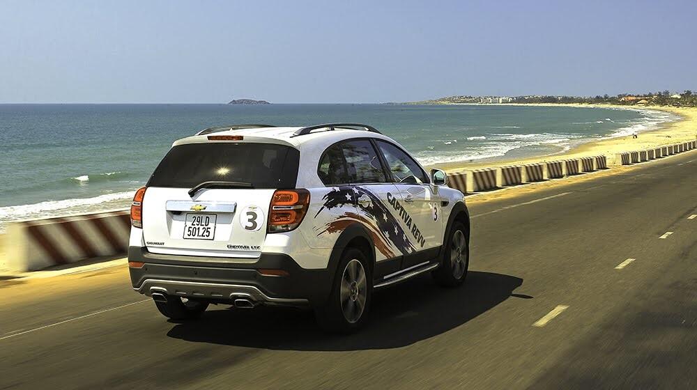 """Đánh giá Chevrolet Captiva Revv 2016 - Màn """"lột xác"""" ấn tượng - Hình 15"""