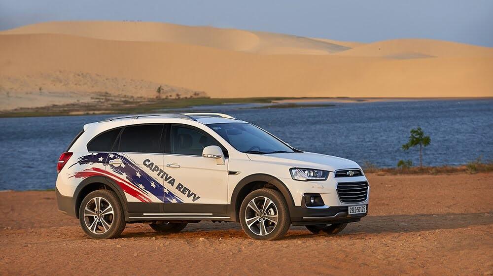 """Đánh giá Chevrolet Captiva Revv 2016 - Màn """"lột xác"""" ấn tượng - Hình 16"""