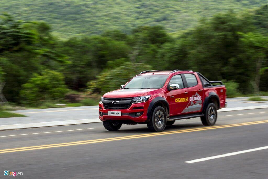 Đánh giá Chevrolet Colorado 2017 giá 839 triệu đồng tại Việt Nam - Hình 5
