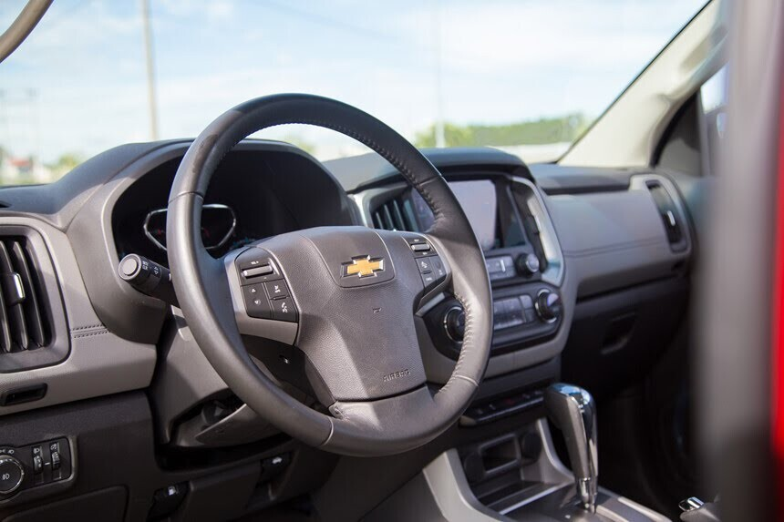 Đánh giá Chevrolet Colorado 2017 giá 839 triệu đồng tại Việt Nam - Hình 8