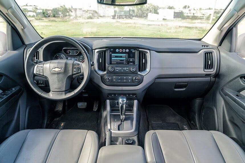 Đánh giá Chevrolet Colorado 2017 giá 839 triệu đồng tại Việt Nam - Hình 11