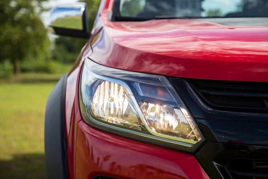 Đánh giá Chevrolet Colorado 2017 giá 839 triệu đồng tại Việt Nam - Hình 12