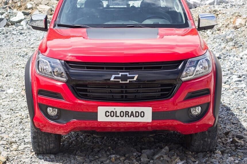 Đánh giá Chevrolet Colorado 2017 giá 839 triệu đồng tại Việt Nam - Hình 15