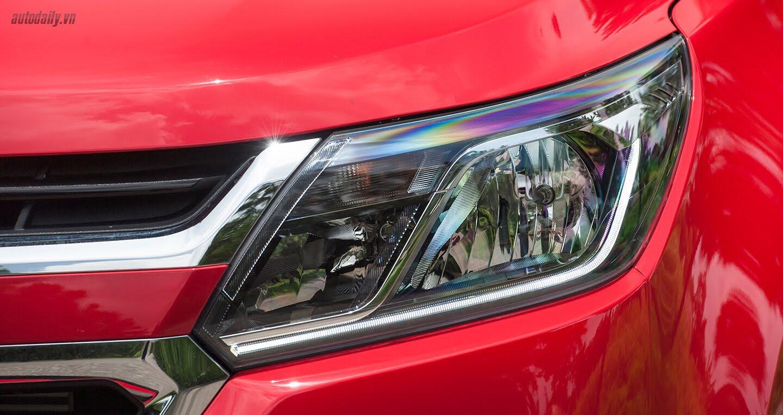 Đánh giá Chevrolet Colorado HighCountry 2017: Nâng cấp đáng giá - Hình 3