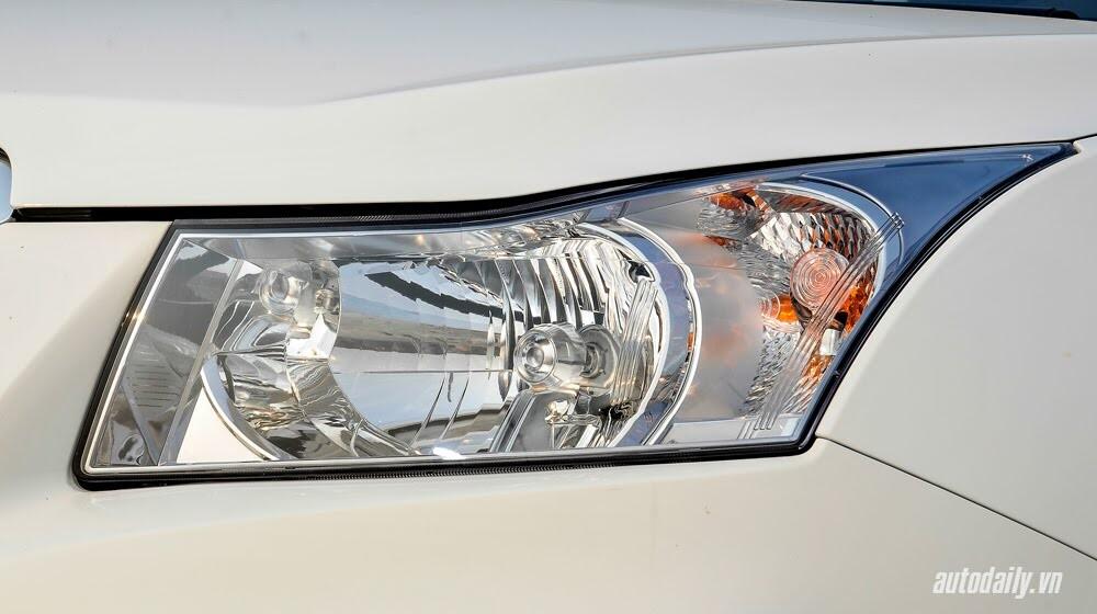 Đánh giá Chevrolet Cruze LTZ 2015: Lựa chọn đáng tiền - Hình 3