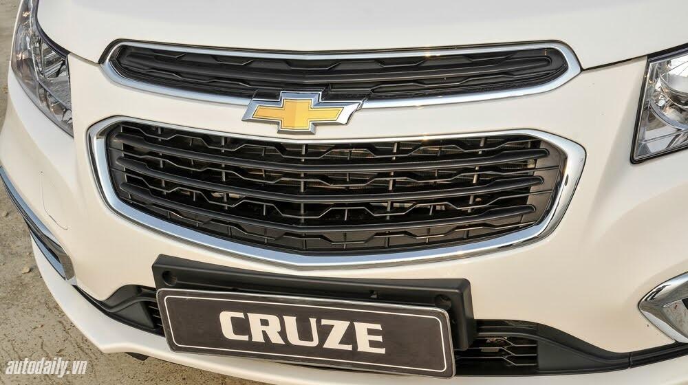 Đánh giá Chevrolet Cruze LTZ 2015: Lựa chọn đáng tiền - Hình 4