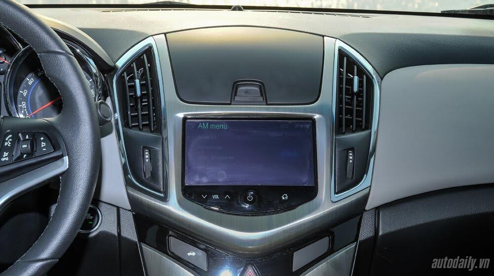 Đánh giá Chevrolet Cruze LTZ 2015: Lựa chọn đáng tiền - Hình 7