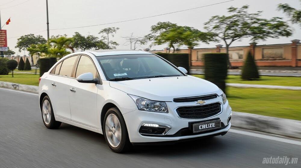 Đánh giá Chevrolet Cruze LTZ 2015: Lựa chọn đáng tiền - Hình 11