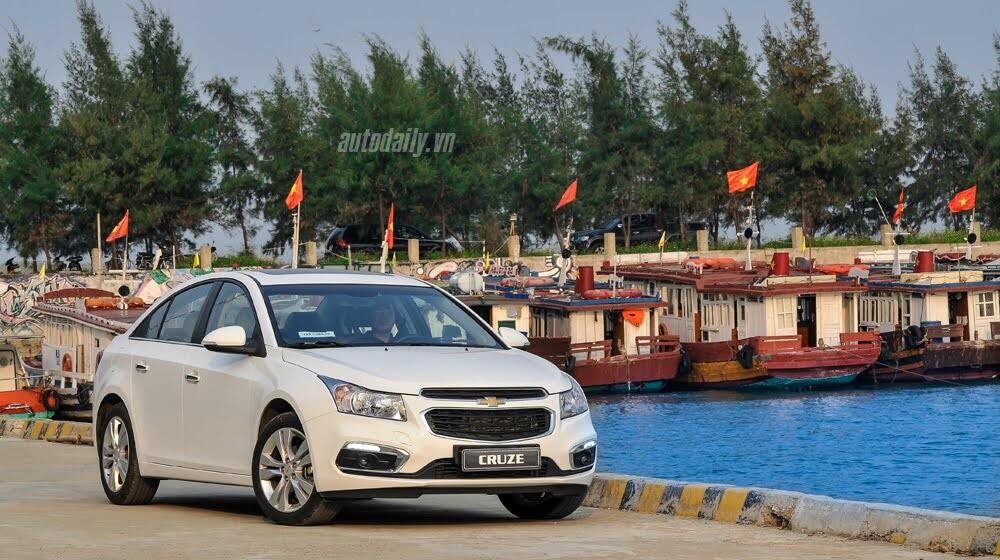 Đánh giá Chevrolet Cruze LTZ 2015: Lựa chọn đáng tiền - Hình 12
