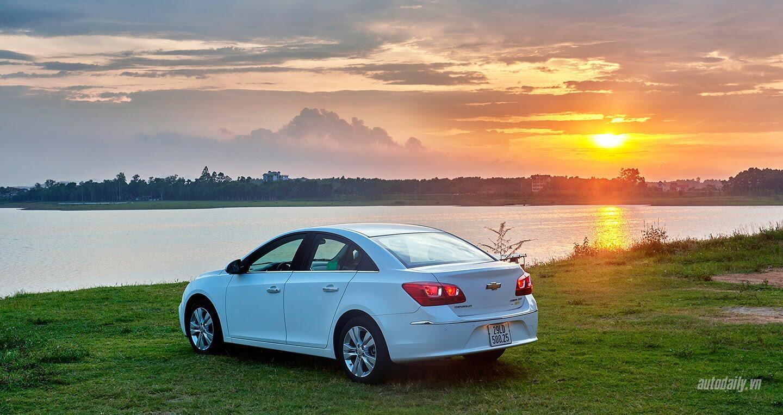 Đánh giá Chevrolet Cruze LTZ mới: Sự thay đổi cần thiết - Hình 3