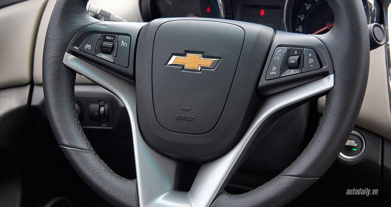 Đánh giá Chevrolet Cruze LTZ mới: Sự thay đổi cần thiết - Hình 5