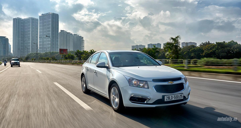 Đánh giá Chevrolet Cruze LTZ mới: Sự thay đổi cần thiết - Hình 7