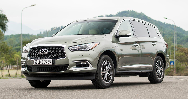 Đánh giá chi tiết Infiniti QX60: SUV hạng sang 7 chỗ đến từ Nhật Bản - Hình 1