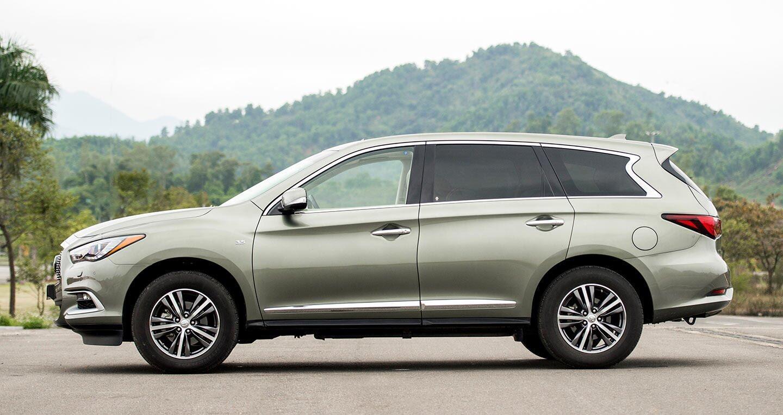 Đánh giá chi tiết Infiniti QX60: SUV hạng sang 7 chỗ đến từ Nhật Bản - Hình 4