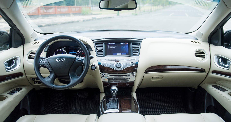 Đánh giá chi tiết Infiniti QX60: SUV hạng sang 7 chỗ đến từ Nhật Bản - Hình 5