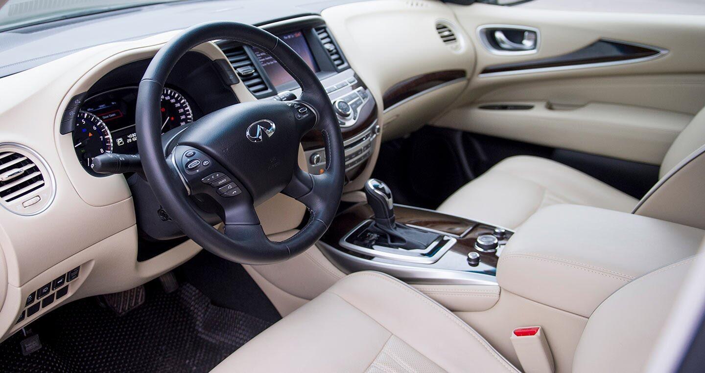 Đánh giá chi tiết Infiniti QX60: SUV hạng sang 7 chỗ đến từ Nhật Bản - Hình 8
