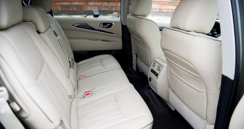 Đánh giá chi tiết Infiniti QX60: SUV hạng sang 7 chỗ đến từ Nhật Bản - Hình 10