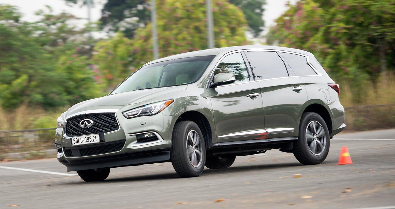 Đánh giá chi tiết Infiniti QX60: SUV hạng sang 7 chỗ đến từ Nhật Bản - Hình 12