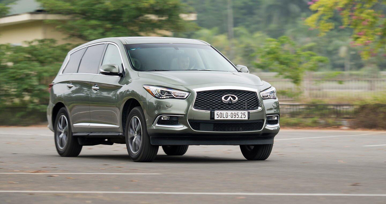 Đánh giá chi tiết Infiniti QX60: SUV hạng sang 7 chỗ đến từ Nhật Bản - Hình 13