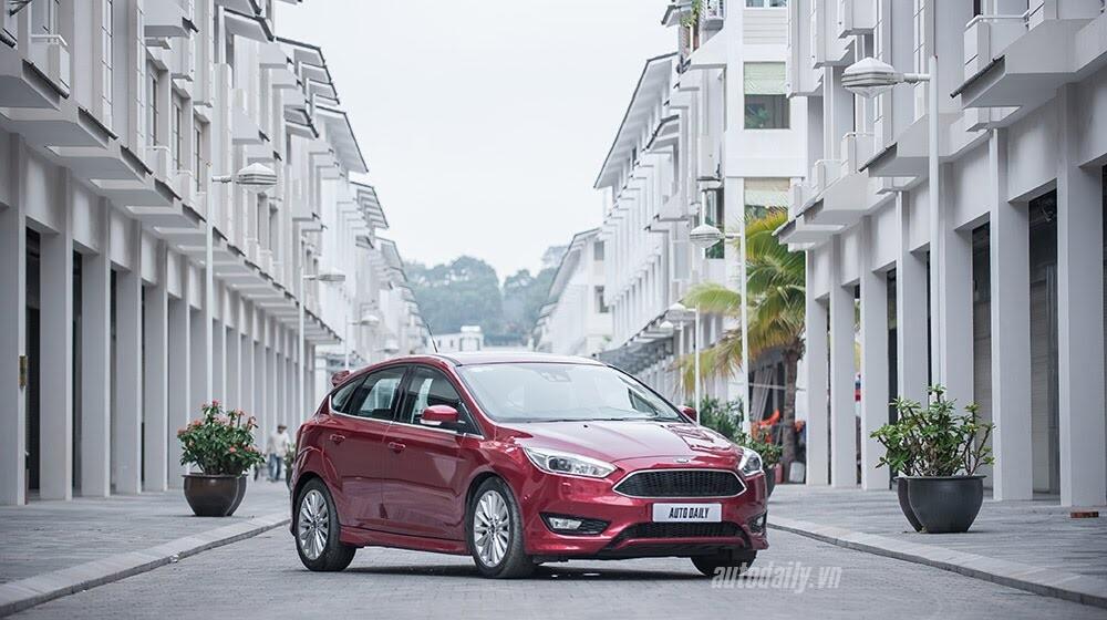 """Đánh giá Focus mới – """"Vũ khí sắc lẹm"""" của Ford - Hình 1"""