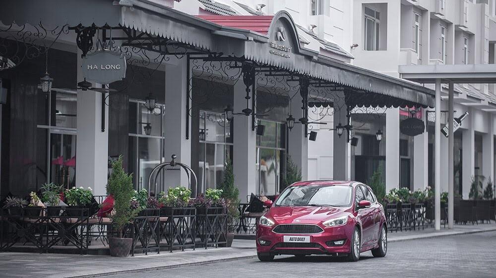 """Đánh giá Focus mới – """"Vũ khí sắc lẹm"""" của Ford - Hình 2"""