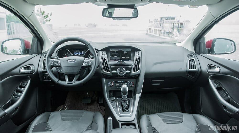 """Đánh giá Focus mới – """"Vũ khí sắc lẹm"""" của Ford - Hình 6"""