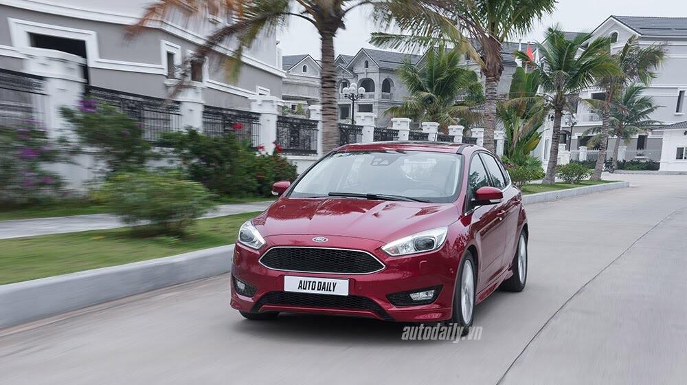 """Đánh giá Focus mới – """"Vũ khí sắc lẹm"""" của Ford - Hình 11"""