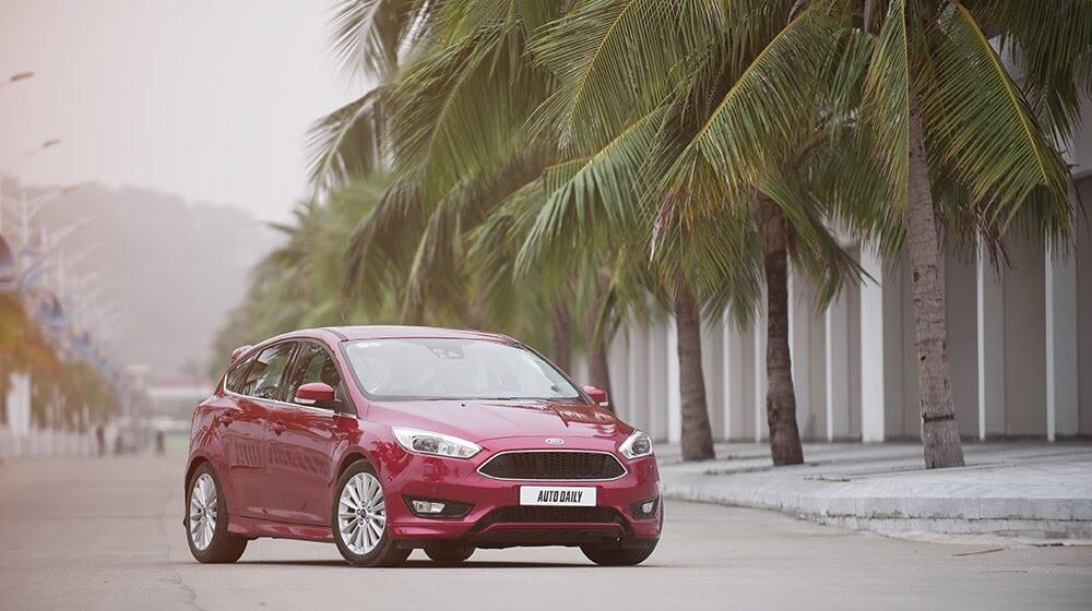 """Đánh giá Focus mới – """"Vũ khí sắc lẹm"""" của Ford - Hình 13"""