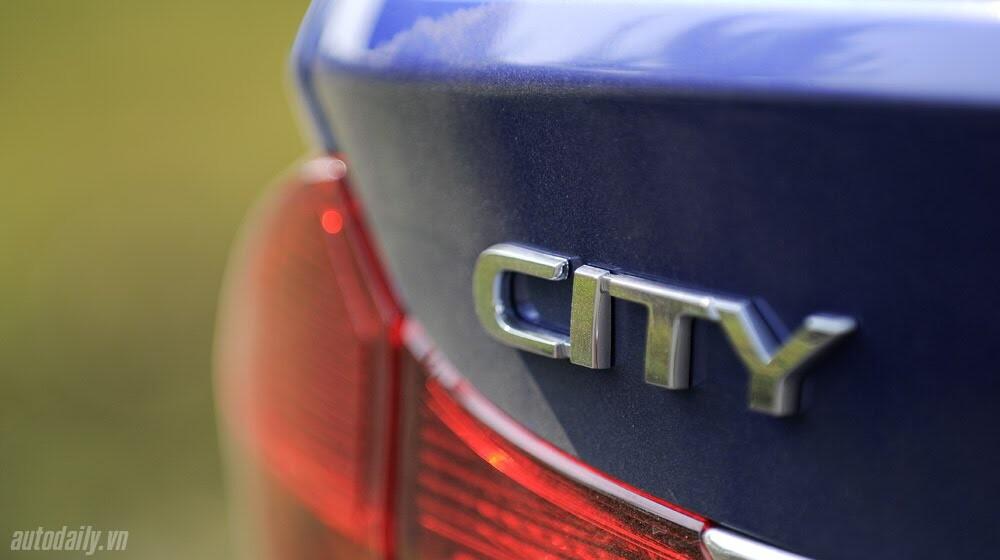 Đánh giá Honda City 1.5CVT 2014 – Sự cân bằng tuyệt vời - Hình 15