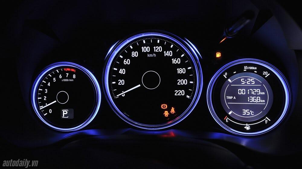 Đánh giá Honda City 1.5CVT 2014 – Sự cân bằng tuyệt vời - Hình 22