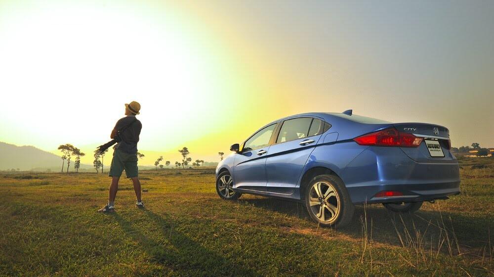 Đánh giá Honda City 1.5CVT 2014 – Sự cân bằng tuyệt vời - Hình 34