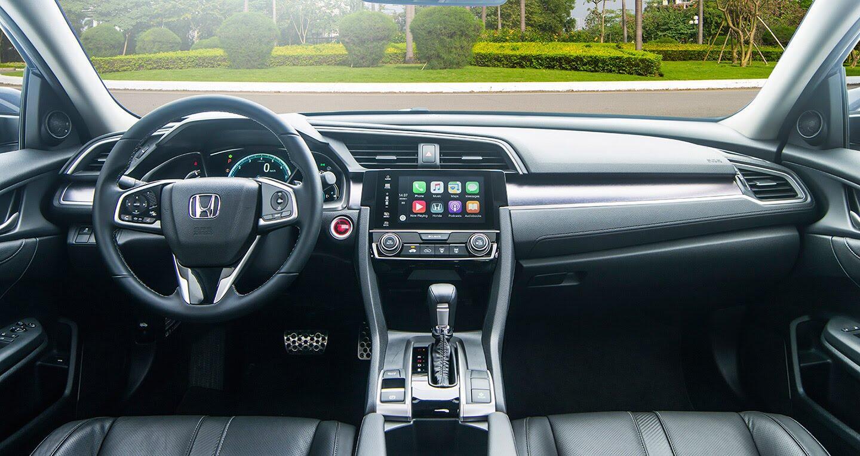 """Đánh giá Honda Civic 1.5L VTEC Turbo 2016: Mẫu sedan đáng """"đồng tiền bát gạo""""! - Hình 10"""