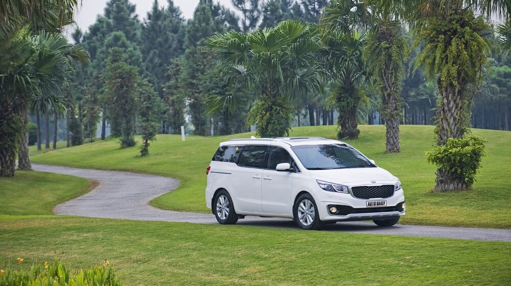 Đánh giá Kia Grand Sedona – Mẫu MPV lý tưởng cho gia đình Việt - Hình 2