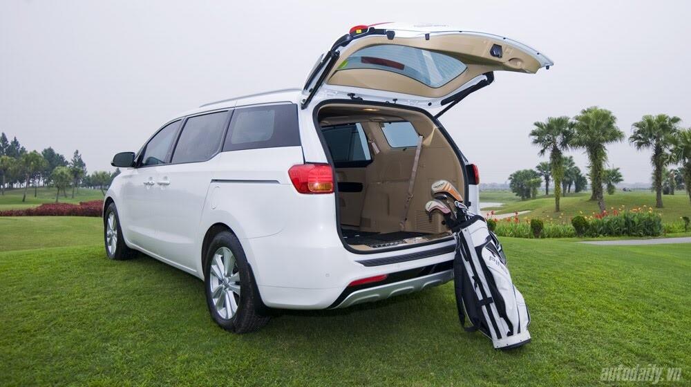 Đánh giá Kia Grand Sedona – Mẫu MPV lý tưởng cho gia đình Việt - Hình 5