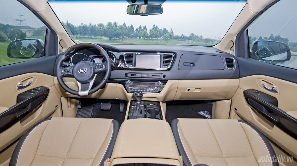 Đánh giá Kia Grand Sedona – Mẫu MPV lý tưởng cho gia đình Việt - Hình 6