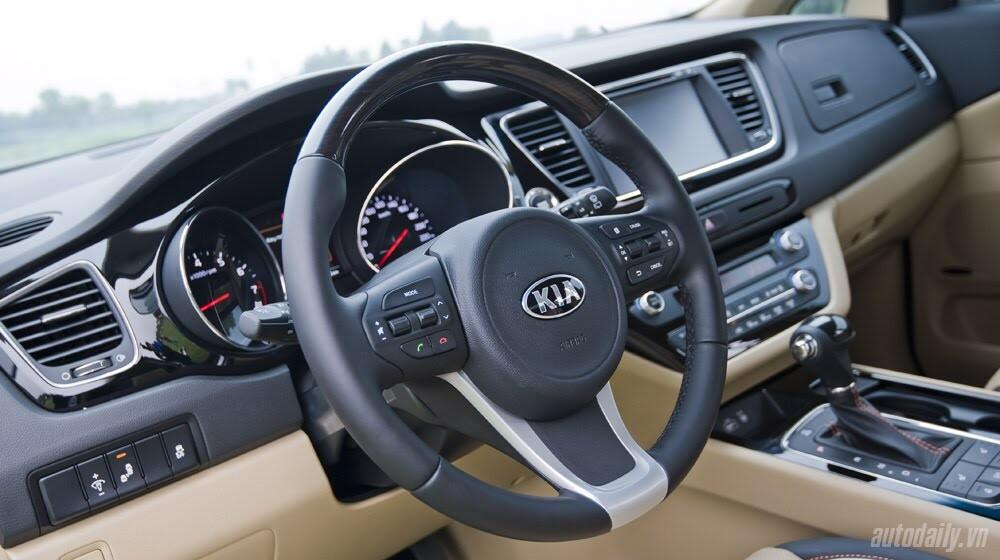 Đánh giá Kia Grand Sedona – Mẫu MPV lý tưởng cho gia đình Việt - Hình 7