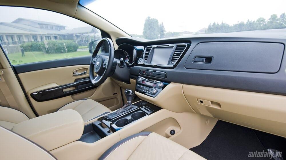 Đánh giá Kia Grand Sedona – Mẫu MPV lý tưởng cho gia đình Việt - Hình 9