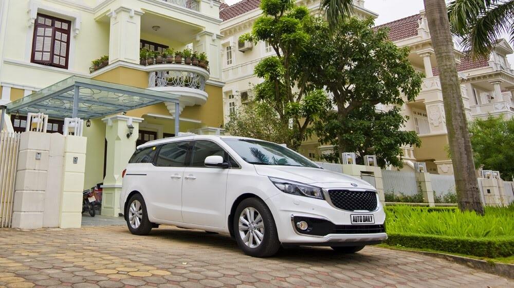 Đánh giá Kia Grand Sedona – Mẫu MPV lý tưởng cho gia đình Việt - Hình 14